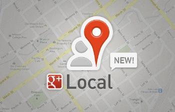 google + local business