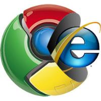 internet explorer usa google chrome frame