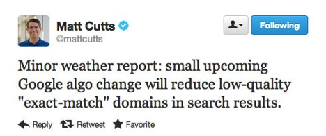 spam sui domini con chiavi di ricerca
